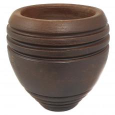 Чаша Garden Гранат коричневая 1010