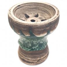 Чаша Garden Turk Retro зеленая 4202-3