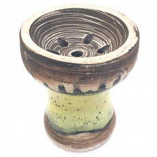 Чаша Garden Turk Retro желтая 4202-8