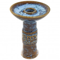 Чаша Amy Deluxe Phunnel коричневая 4204-4