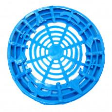 Подставка под колбу силиконовая синяя