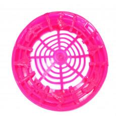 Подставка под колбу силиконовая розовая