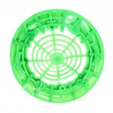 Подставка под колбу силиконовая зеленая 4965-3