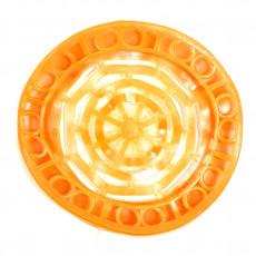 Подставка под колбу силиконовая оранжевая 4965-4