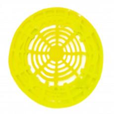 Подставка под колбу силиконовая желтая