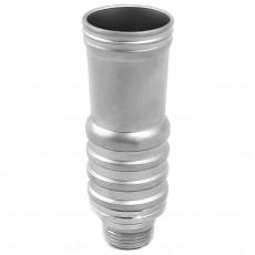 Коннектор для шланга серебро 9555-9