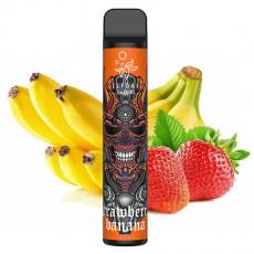 Электронная сигарета Elf Bar Lux 1500 Strawberry Banana