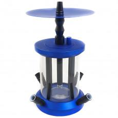Кальян Cylinder синий 6808-1