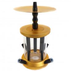 Кальян Cylinder желтый 6808-8
