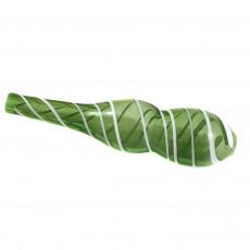 Мундштук стеклянный Garden зеленый 4183-3