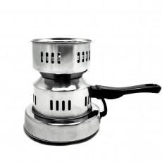 Электроплита Hot Plate серебро 4113-9