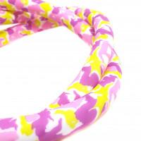 Шланг Garden Soft Touch камуфляж розовый 4146