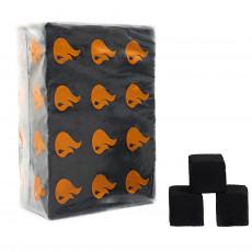 Уголь кокосовый Cocobrico БЕЗ КОРОБКИ (1 кг, 72 кубика) 5104